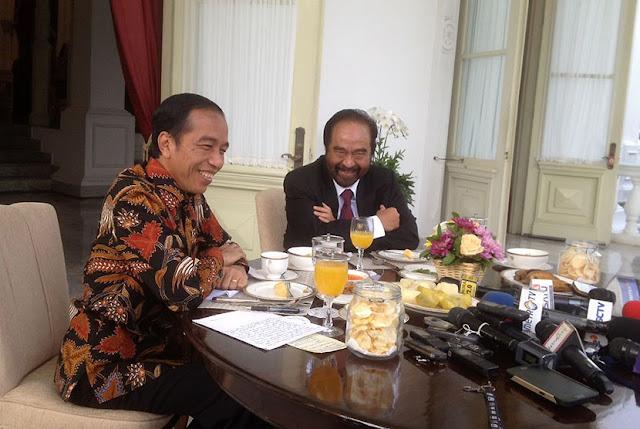 Surya Paloh: Jokowi Tidak Hebat, tapi Kita Bersyukur dibanding Capres Sebelah