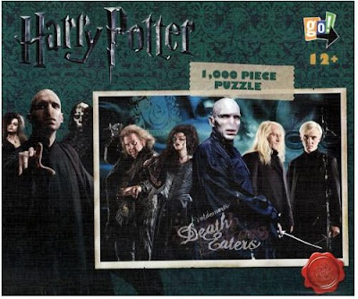 Harry Potter Death Eaters Jigsaw Puzzles