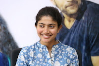 Sai Pallavi looks super cute in plain dress at her interview in Telugu about movie Fidaa ~ Exclusive Celebrities Galleries 015.JPG