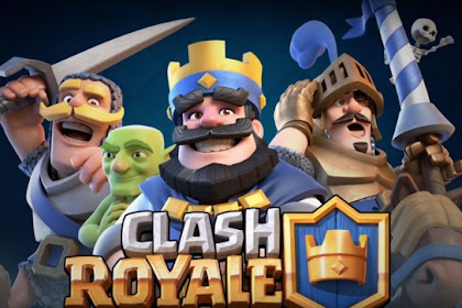 Free Download Clash Royale for Android APK Gratis