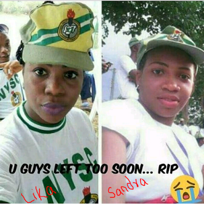 corp - Sokoto NYSC Member Saanu Daniel Segun Passes on Hours to the End of his Service