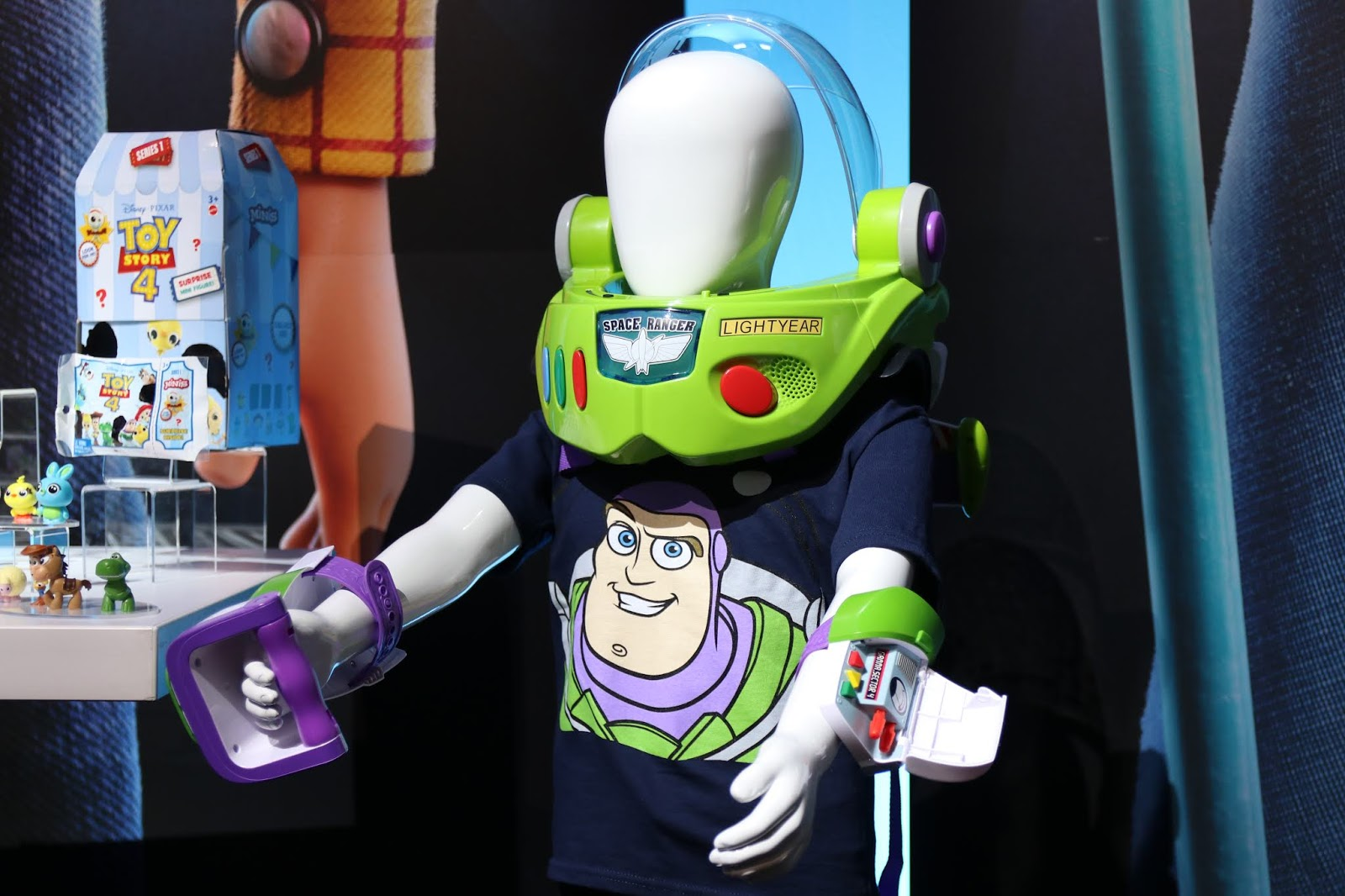 mattel toy story 4 toy fair 2019