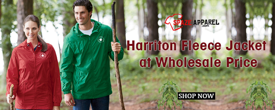 Harriton Fleece Jacket