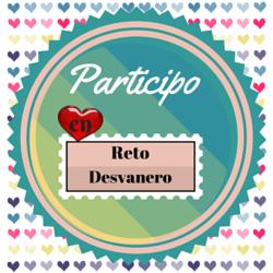 """Banner de """"Participo en retos desvaneros""""."""