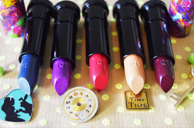 Urban Decay Alice Through The Looking Glass Lipsticks