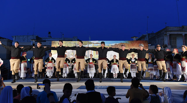 «Μερακλήδικη» μουσικοχορευτική παράσταση από το ΧΟΡΟΣΗΜΟ στο Άργος