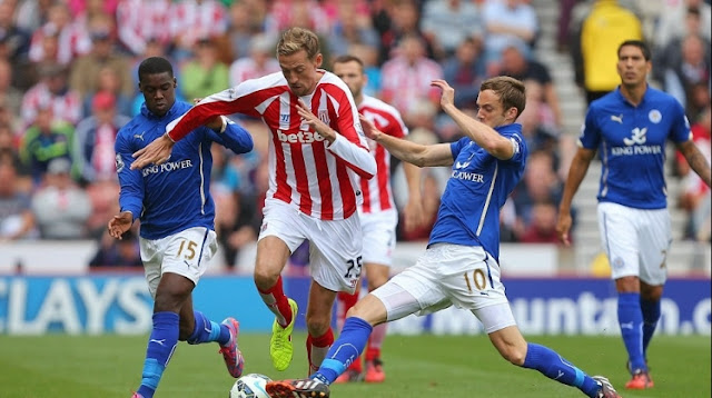 Leicester City vs Stoke City