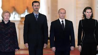 Assad Kirim Kekuatan untuk Bantu Syiah Hizbullah di Jarod Arsal