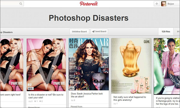 Photoshop Disasters board on Pinterest