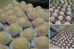 Resep Kue Jajanan Pasar Onde-Onde