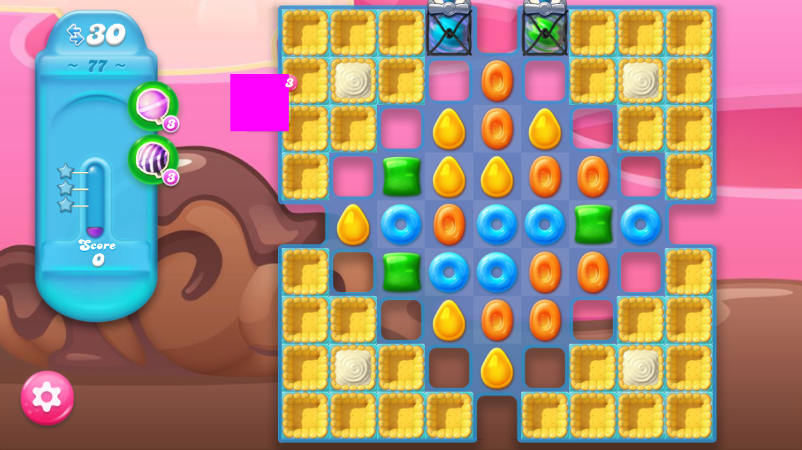 Candy Crush Jelly Saga 77