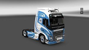 LB Design skin for Volvo FH 2012