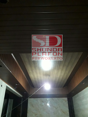 Pemasangan Shunda Plafon Rumah Pak Hutoyo - Shunda Plafon Purwokerto