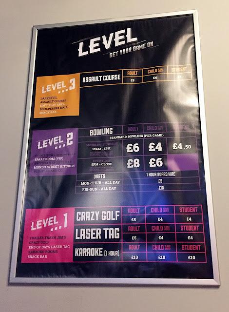 Level- Preston
