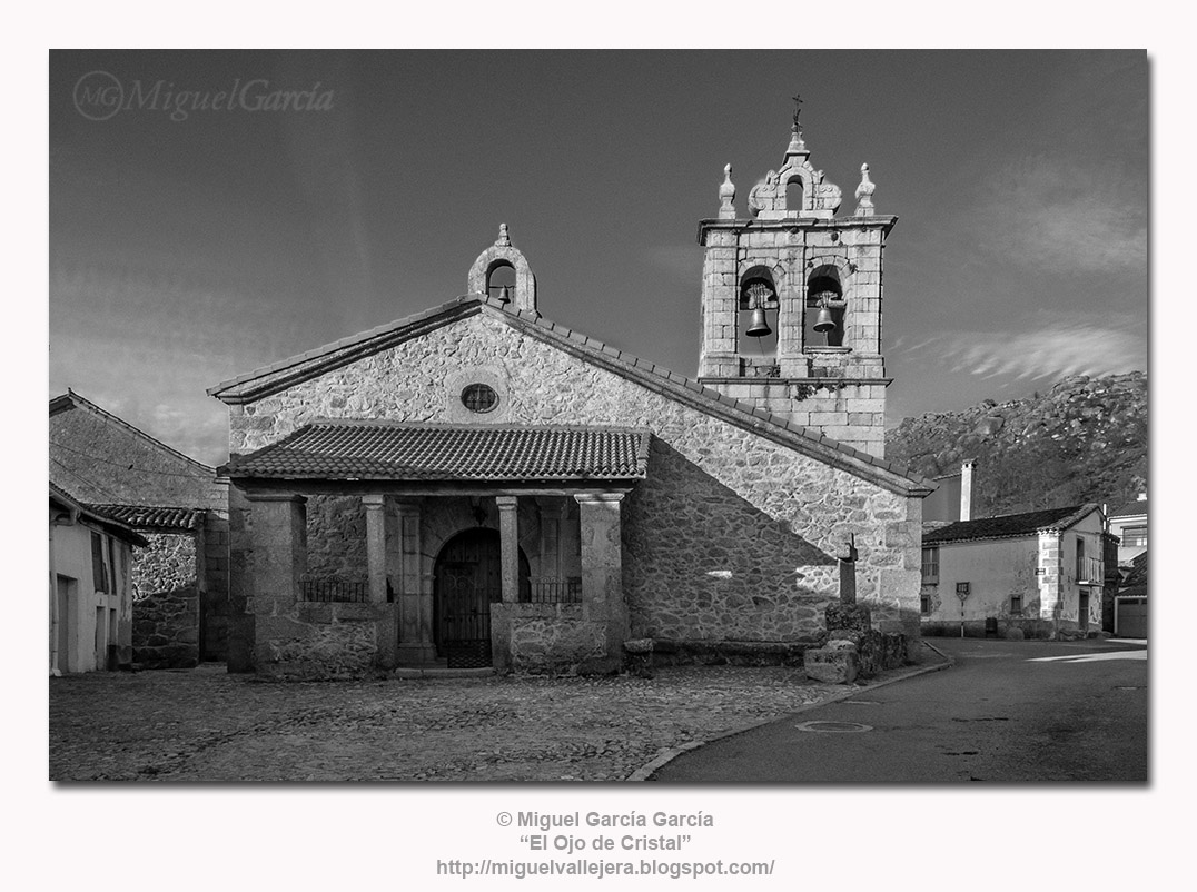 Valdesangil. Iglesia de Nuestra Señora de los Remedios.