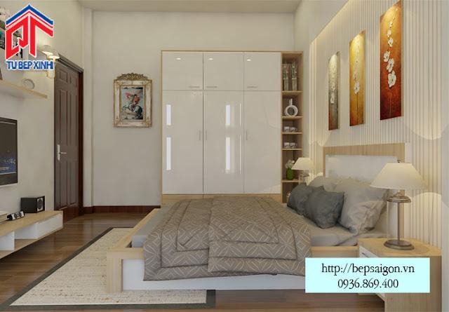 Thiết kế nội thất nhà anh Thành ở Quận Tân Phú