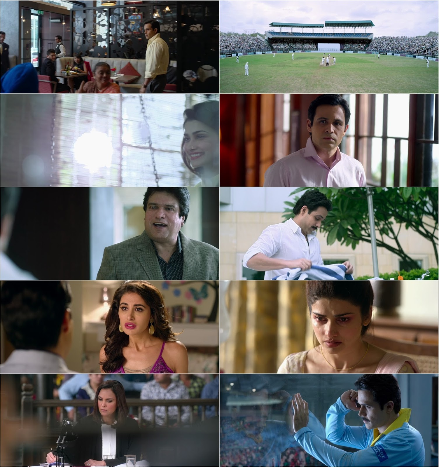 Azhar Movie Screenshot