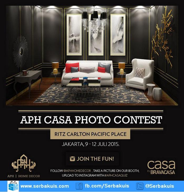 APH Casa Photo Contest Berhadiah Total 4,5 Juta