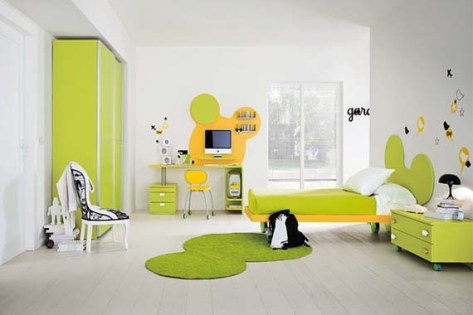 chambre mickey mouse. Black Bedroom Furniture Sets. Home Design Ideas