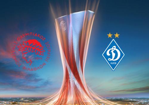 Olympiacos vs Dynamo Kyiv - Highlights 14 February 2019