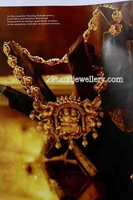 Tanishq Traditinal Gold Jewellery Ads Gallery - Jewellery
