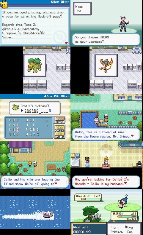 Pokemon Professor Oak's Back-Up