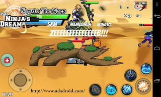 Download Ninjas Dream NTW v1.0 by Teguh [Naruto Senki]