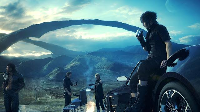 El futuro de Final Fantasy XV