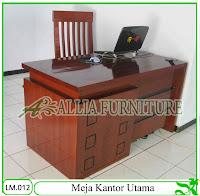 Meja Tulis Kantor Klender Utama