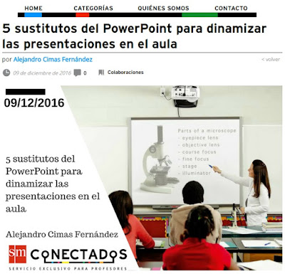 Powerpoint alternativas