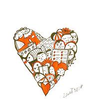 Chci změnu - blog osobního rozvoje, autor kresby: Z. Tomaidesová