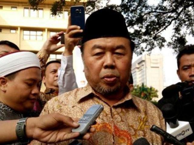 KH.Didin Hafidhuddin: Umar Pemimpin Sejati Tanpa Pencitraan