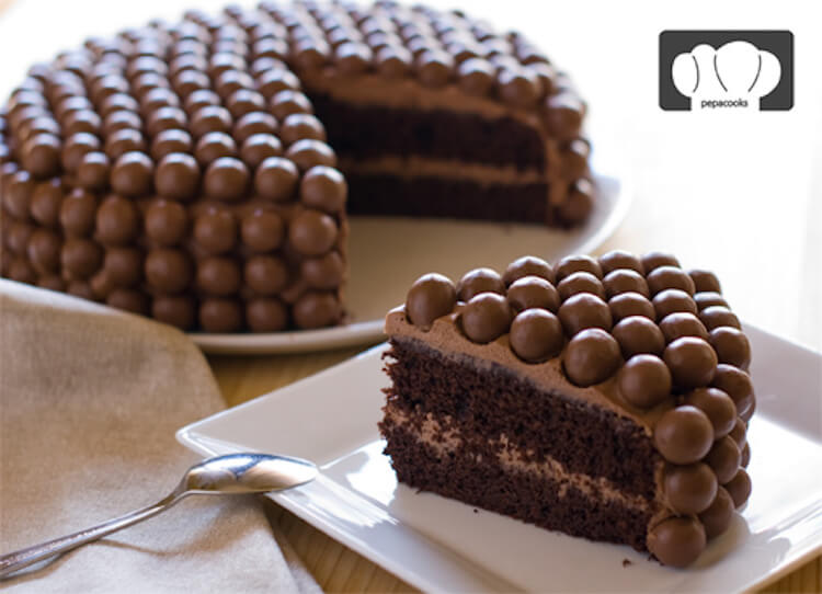 9 tartas de chocolate
