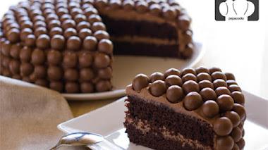 9 tartas de chocolate