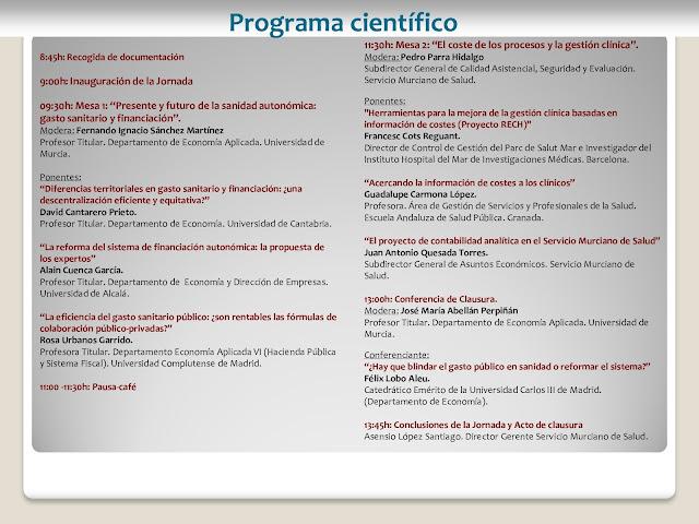 8ª Jornada Regional Economía de la Salud