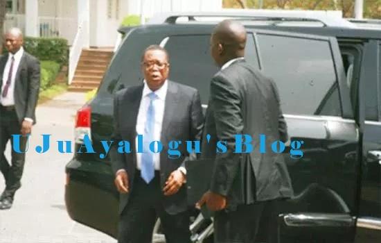 $43 million Ikoyi money: EFCC summons ex-NIA chief Oke, wife