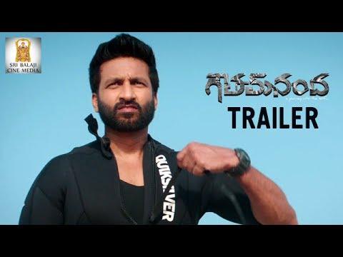 Goutham Nanda Movie Trailer