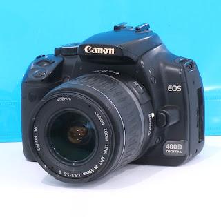Kamera Canon EOS 400D Bekas Di Malang