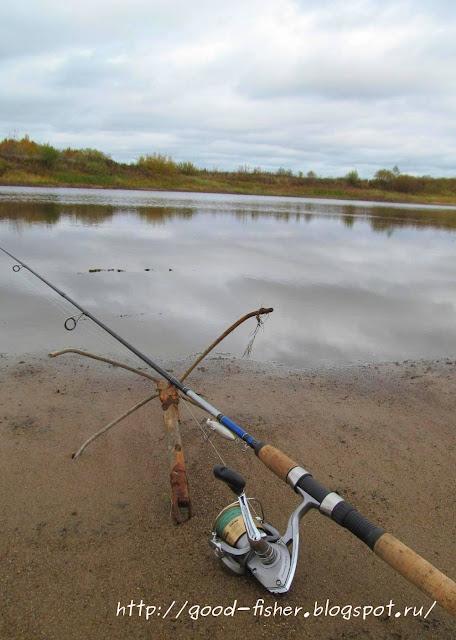 конец рыболовного сезона