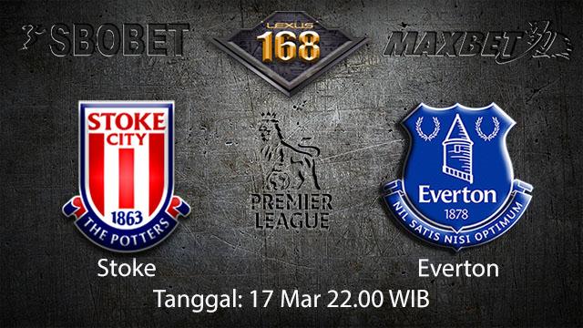 BOLA88 - PREDIKSI TARUHAN BOLA STOKE VS EVERTON 17 MARET 2018 ( ENGLISH PREMIER LEAGUE )