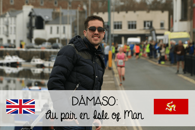 Dámaso, un aupair en Isle of Man