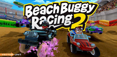 Beach Buggy Racing 2 MOD (Unlimited Money APK + OBB for Android