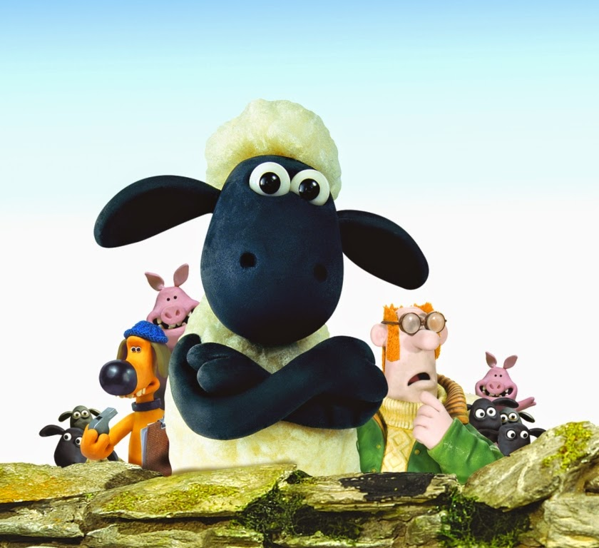 Shaun The Sheep Wallpaper HD