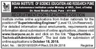 iiser-jobs-civil-engineer