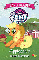 My Little Pony Early Reader: Applejack's Sister Surprise: Book 4 (Kindle Edition)