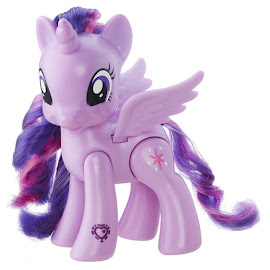 My Little Pony 6-Inch Action Friends Wave 2 Twilight Sparkle Brushable Pony