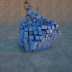 Blender and Octane Render Motion Blur Test