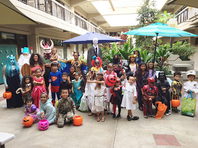 William S. Richardson School of Law at University of Hawaii Annual Keiki Party