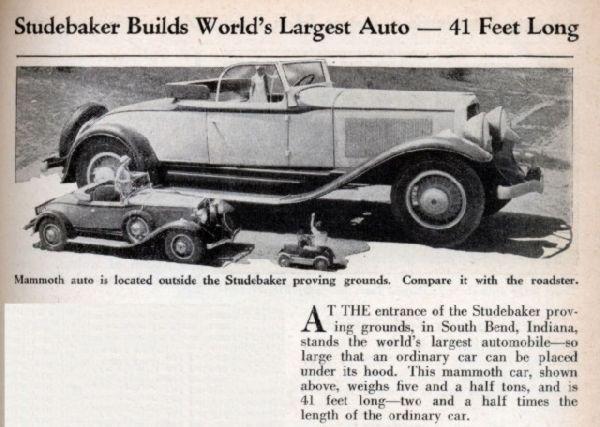 funny track world s largest car. Black Bedroom Furniture Sets. Home Design Ideas