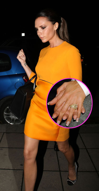 Celebrity Engagement Rings Who Has The Most Bling In
